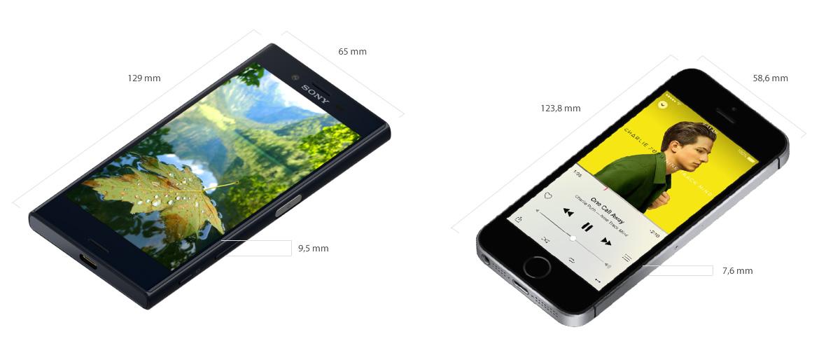 iphonese-xperiaxcompact
